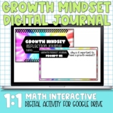 Growth Mindset Digital Reflection Journal