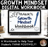 Growth Mindset Digital Workbook for Google Classroom: Grades 2-5