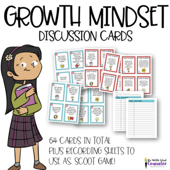 Growth Mindset Discussion Cards