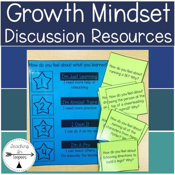 Growth Mindset Discussion Resources