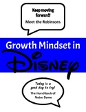 Growth Mindset Disney Quote Printables