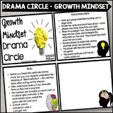 Growth Mindset Drama Circle
