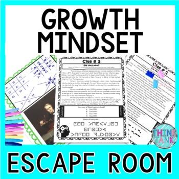 Escape Room Classroom Activity Pdf