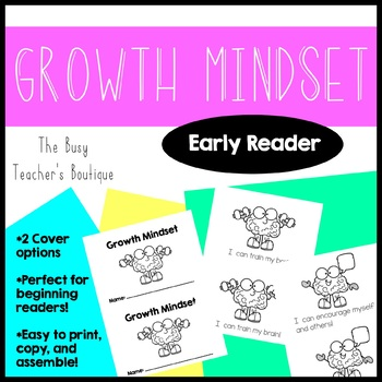 Growth Mindset-Early Reader