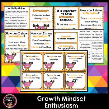 Growth Mindset Enthusiasm