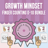 Growth Mindset - Finger Counting 0 - 10 BUNDLE