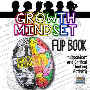 GROWTH MINDSET FLIP BOOK