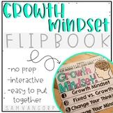 Growth Mindset Flip Book (NO PREP)