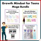 Growth Mindset For Teens Bundle