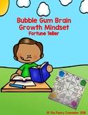 Growth Mindset Fortune Teller Cootie Catcher