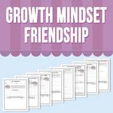 Growth Mindset - Friendship