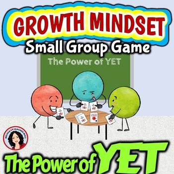 Growth Mindset Game The power of YET