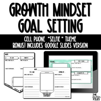 Growth Mindset Goal Setting