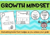 Growth Mindset Goal Setting Books