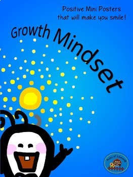 Growth Mindset Happiness Posters