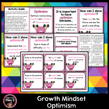 Growth Mindset Optimism