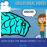 Growth Mindset - How does the brain work? DIGITAL GOOGLE APPS VIDEO LESSON