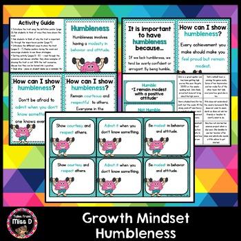 Growth Mindset Humbleness