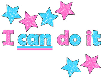 Growth Mindset - I can and I can't... YET!