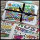Growth Mindset Coloring Inspirational Sheets, Pages, Poste