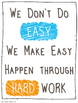 Growth Mindset Inspirational Posters for Classroom Decor o