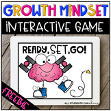 Growth Mindset {Interactive Game}