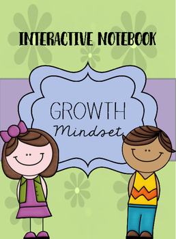 Growth Mindset Interactive Notebook - 25+ Lessons Included!