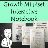 Growth Mindset Interactive Notebook