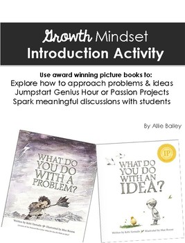 Growth Mindset Introduction Activity