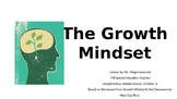 Growth Mindset Introduction PowerPoint