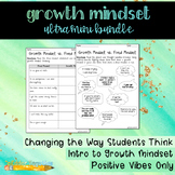Introduction to Growth Mindset: Ultra Mini Bundle