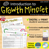 Introduction to Growth Mindset (Distance Learning Supported)