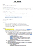 Growth Mindset - Lesson Plan - FRENCH