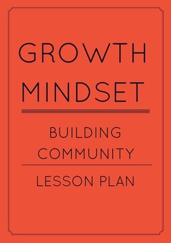 Editable Growth Mindset Lesson