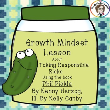 Growth Mindset Lesson about Taking Responsible Risks using