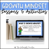 Growth Mindset Lessons & Activities