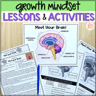 Growth Mindset Activities and Lessons {GROWING BUNDLE}