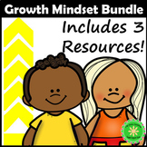 Growth Mindset Lessons and Posters Bundle