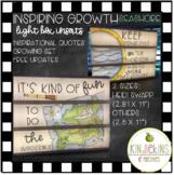 Inspiring Growth Light Box Inserts
