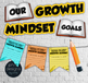Growth Mindset MINI BUNDLE #3 - Posters • Banners • Notes