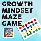 Growth Mindset Maze Game