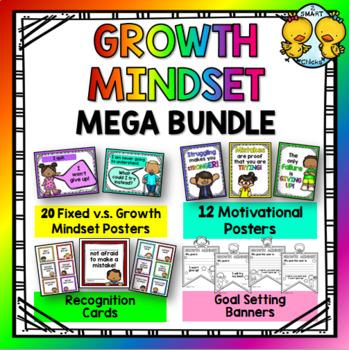 Growth Mindset Mega Bundle