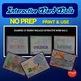 Science - Meteorology - Interactive Word Wall Activity - NO PREP