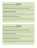 Growth Mindset Mid-Year Self-Assessment and Goal Setting