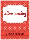 Growth Mindset: Mindfulness