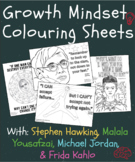 Growth Mindset Mindfulness Coloring (Colouring) In
