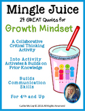 Growth Mindset Activity