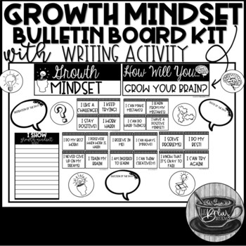 Growth Mindset Display Kit