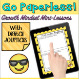 Growth Mindset Journals