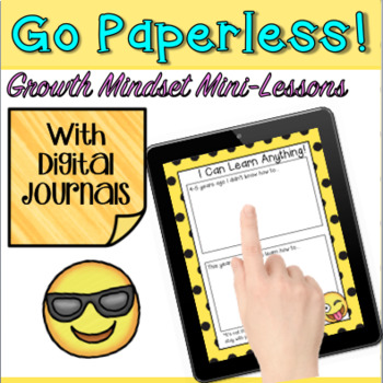 Growth Mindset Journals